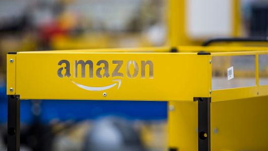 Amazon slammed for 'insult' tax bill in the UK despite record profits
